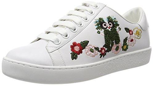 Miss Sixty Mujer 673qj801000e Vella Shoes Deportivas Bajas Blanco Size: 38
