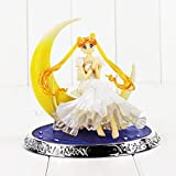 12cm Sailor Moon Figure Toy Princess Serenity Unicorn Costume Anime Beauty Model Dolls for Collection-Style_A_No_Box