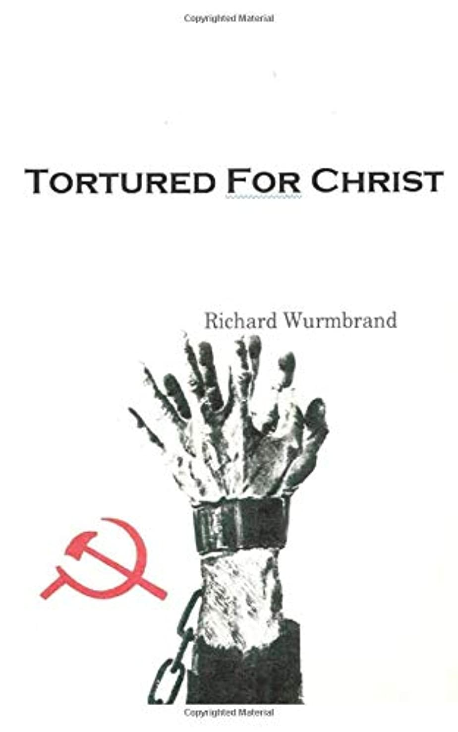 傷つける形負Tortured for Christ