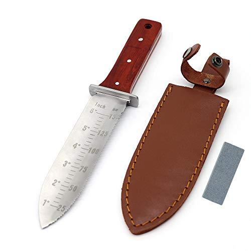 BE Outdoors Hori Hori Garden Knife,…