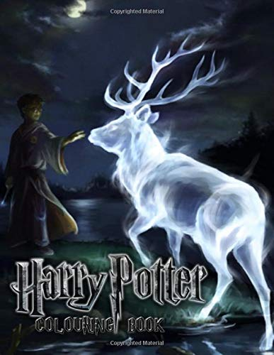 Top 20 Printable Harry Potter Coloring Pages - Online Coloring Pages | 500x387