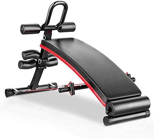 メーカー公式ショップ Sit Up Bench Adjustable Equipment Foldable Workout Fitness 待望