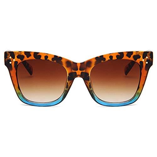 UKKD Gafas De Sol Para Mujer Clásico Gato Ojo Gafas De Sol Mujeres Vintage Degradado De Gran Tamaño Gafas De Sol Tonos Mujer Lujoso Diseñador Uv400 Sunglass