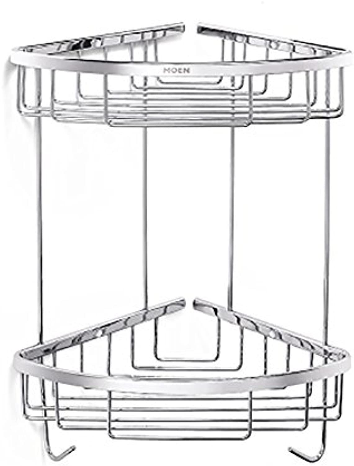 SYF Copper Bathroom Basket Bathroom Double Layer Triangle Basket Items Placed Rack (185cm  185cm) A+ (Size   Double Layer)