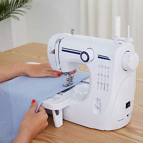 Tailor Machine, Automatische Naaimachine Portable Huis Geschikt Voor Beginners Multifunctionele Naaimachine Met Aanschuiftafel, Reparatie Kleren Handgemaakte Producten