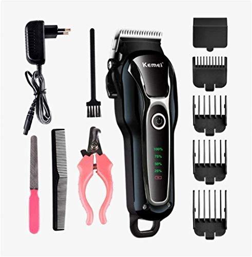 Hair Clipper Dog Hair Trimmer 100-240V M¨¢quina de corte de pelo profesional recargable para gato Hair Remover Animal Clipper para mascotas