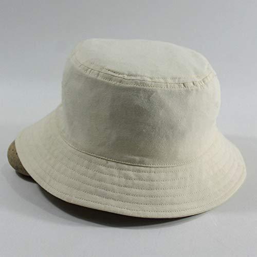MGUOH heren zonnehoed groot katoen zomer Big Head Man Plus Size Bucket Hats 55-59 cm 60-64 cm