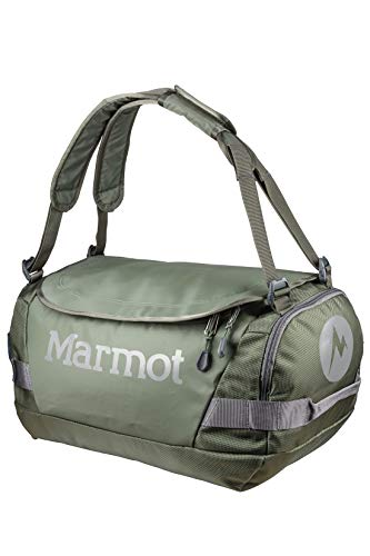MARMOT Long Hauler Travel Duffel Bag, Small, Crocodile/Cinder
