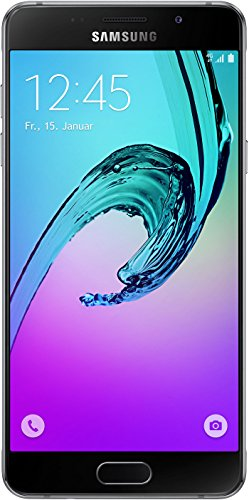 Samsung Galaxy A5 (2016) Smartphone (5,2 Zoll (13,22 cm) Touch-Display, 16 GB Speicher, Android 5.1) schwarz