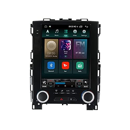 ADMLZQQ Autoradio Android 11 Bluetooth para Renault Koleos 2017-2019 2 DIN Radio De Coche 9.7'' Pantalla Táctil WiFi Plug and Play Completo RCA Soporte Carautoplay/Dab+/OBDII,Ts5