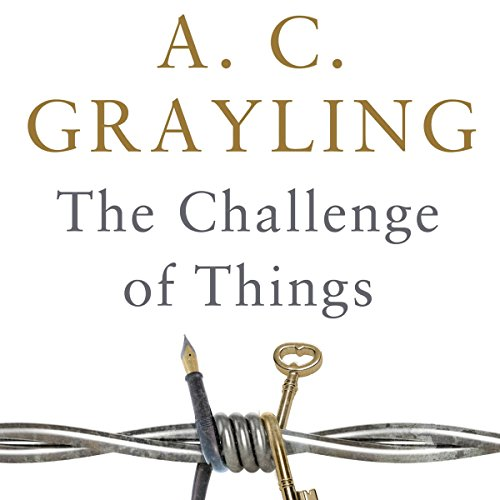 The Challenge of Things audiobook cover art