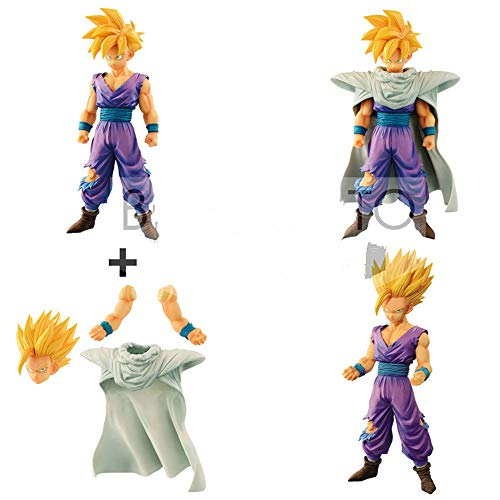 DB Dragonball Super Figura Grandista Resolution of Soldiers Son Gohan PVC Model Figure Dolls