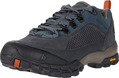 Vasque Men's Talus XT Low Hiking Shoes Dark Slate/Rust 10.5 M