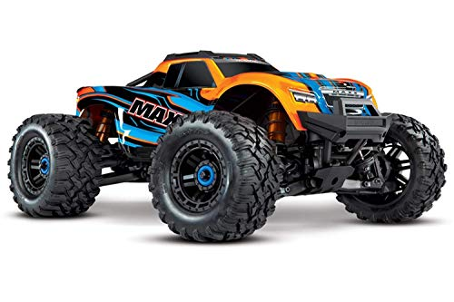 Traxxas Maxx: 1/10 Scale 4WD Brushl…