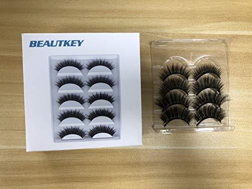 BEAUTKEY Eyelashes for Women