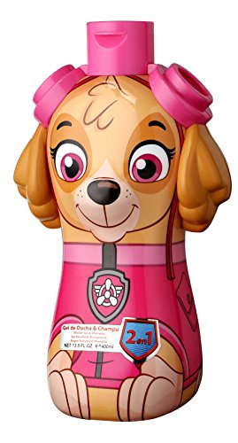 Air-Val International Paw Patrol 2in1 douchegel & shampoo 2D, 400 ml