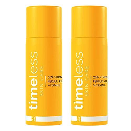 Timeless Skincare 20% Vitamin C E Ferulic Acid...