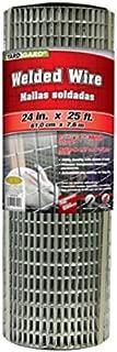 YARDGARD 309221A Fence, 24 x 25, Color-Galvanized