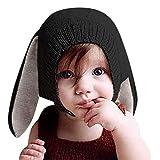 Tuopuda® Gorro de invierno para bebé y niña, gorro de invierno con orejas, gorro de punto,...