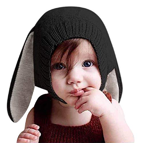 Tuopuda® Gorro de invierno para bebé y niña, gorro de invierno con...