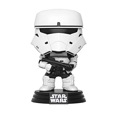 Potato smile Pop en Caja Figura Star Wars Trooper Caja Estatua de PVC 4'