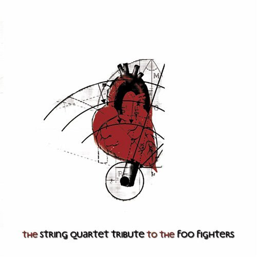 Shape and Colour of My Heart: The String Quartet Tribute to Foo Fighters by Vitamin String Quartet (2005-06-21)