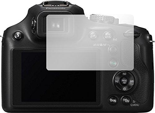 Slabo 4 x Displayschutzfolie für Panasonic LUMIX DMC-FZ72EG-K Displayfolie Schutzfolie Folie Crystal Clear KLAR