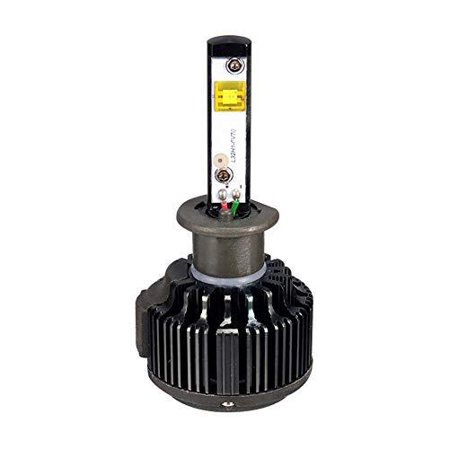 Xenon Headlight Bulb LED Car Headlight Bulb 60W 6000LM H1 H3 H4 H7 H11/H8/H9 9005 9006 6000K Car Headlights (Color : H1)