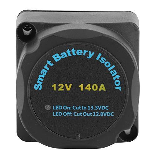 Aislador de batería dual, aislador de batería inteligente S, VSR sensible para aislador de ATV 12v