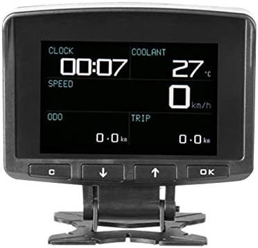 Autool X50 PRO Multi Function Car OBD Smart Digital Meter Alarm Fault Code Water Temperature product image