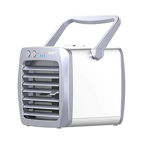 Climatizzatore Portatile Raffrificatori evaporativi Raffreddamento Ventilatore di raffreddamento Portatile Personal Micro Aria condizionata Mini Aria condizionata Ventola Raffreddamento Ventola Raffre