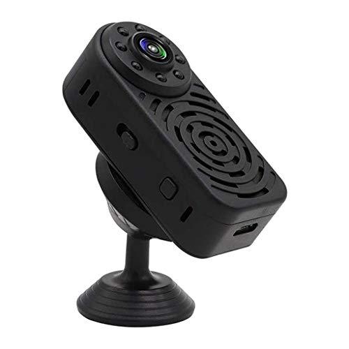 KESOTO Mini Grabadora de Voz Inalámbrica con Cámara de Video Full HD Wifi para El Hogar en