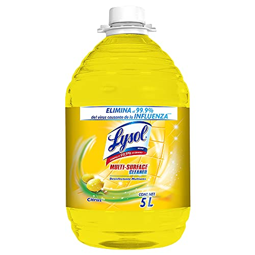 Desinfectante Lysol marca Lysol