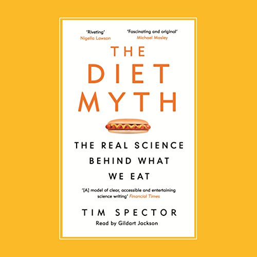 The Diet Myth audiobook cover art