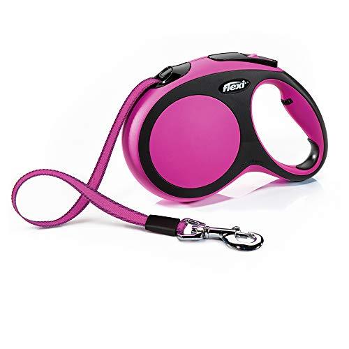 flexi New Comfort L Gurt 8 m pink für Hunde bis 50 kg