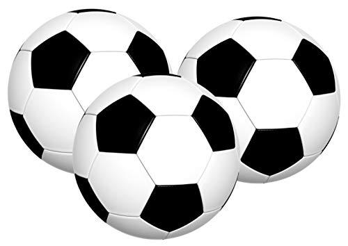 Fussball Esspapieraufleger 50 Stück