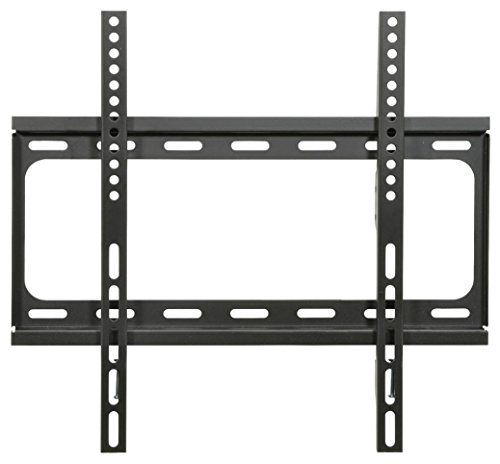 26' - 50' Fixed TV Wall bracket for LED, LCD, 3D, Plasma, Flat Screen TV - Super Strong 30Kg Weight Capacity