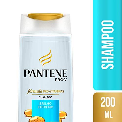 Shampoo Pantene Brilho Extremo, 200ml