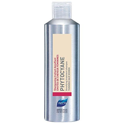 Phyto Phytocyane Verdichtungsbehandlung Shampoo für dünner werdendes Haar 200ml