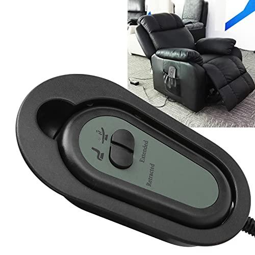 Tenpac Controlador de sillón reclinable eléctrico, Controlador de sofá Duradero Resistente al Desgaste para Cama eléctrica para sillas Elevadoras para sofás eléctricos