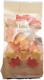 テイストデライト メイプルリーフクリームクッキー 3個