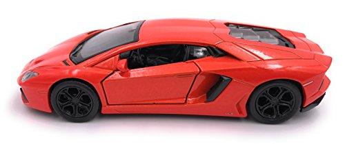 Welly Cargador de automóvil Lamborghini Aventador Modelo LP