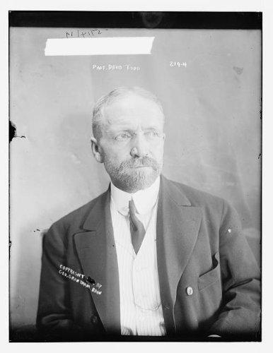 HistoricalFindings Photo: David Peck Todd,1855-1939,Noted American Astronomer,Transit of Venus