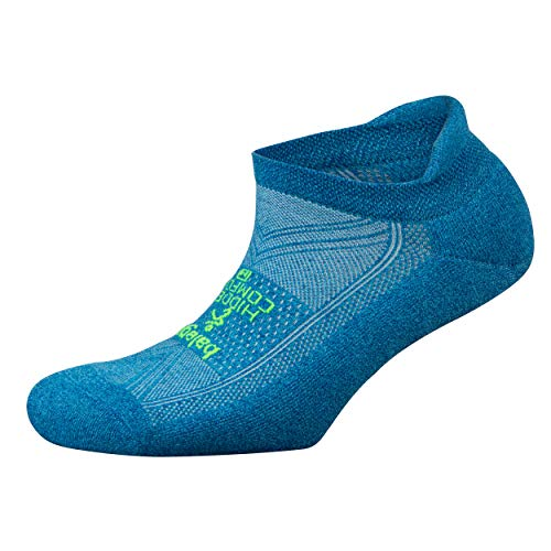 Balega Hidden Comfort No-Show Running Socks for Men and Women (1 Pair), Denim, Medium