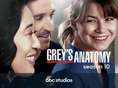 Grey's Anatomy (Yr 10 2013/2014)