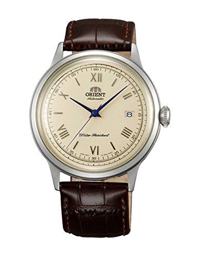 Reloj Orient automático de hombre, de estilo clásico, con correa de piel AC00009N.
