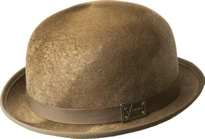 カンゴール ハット 帽子 メンズ Aged Bowler Hat Bronze