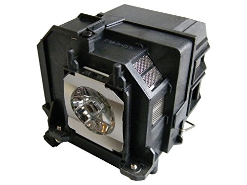 azurano Beamer-Ersatzlampe für EPSON EB-680 | Beamerlampe mit Gehäuse | Kompatibel mit EPSON ELPLP91