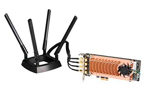 QNAP Dual-Band AC2600 Wireless PCIe Expansion Card
