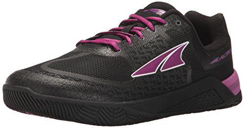 ALTRA Women's HIIT XT Cross-Training Shoe, Black/Purple, 11